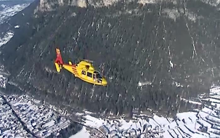 Tragedia sul Presanella morta coppia di alpinisti