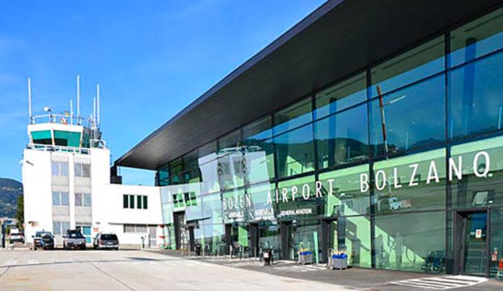 Il 70,6% degli abitanti ha detto 'no' all'ampliamento dell' aeroporto di Bolzano