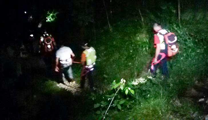 Tragedia in Valdaone, muoiono due tredicenni